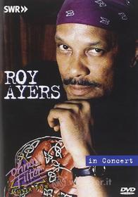 Roy Ayers. In Concert. Ohne Filter