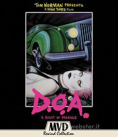 D.O.A.: A Right Of Passage (Special Edition) (Blu-ray)