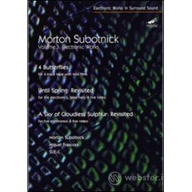 Morton Subotnick. Electronic Works 3