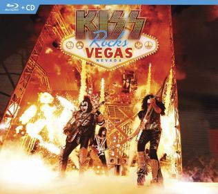 Kiss - Kiss Rocks Vegas (Br/Cd) (2 Blu-ray)