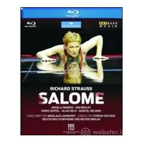Richard Strauss. Salome (Blu-ray)