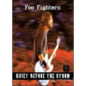 Foo Fighters. Quiet Before the Storm