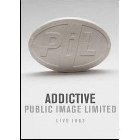 Public Image Ltd. P.I.L. Addictive Live 1983