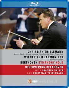 Ludwig Van Beethoven. Sinfonia n. 9 Op. 125 Corale (Blu-ray)