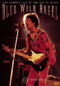 Jimi Hendrix. Blue Wild Angel. Live at the Isle of Wight