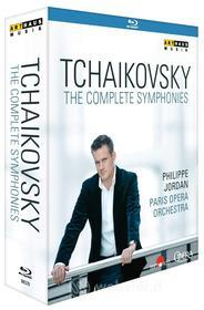 Pyotr Ilyich Tchaikovsky - The Complete Symphonies (3 Blu-ray)