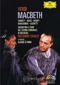 Giuseppe Verdi. Macbeth (2 Dvd)