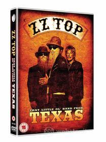 Zz Top - The Little Ol'Band From Texas