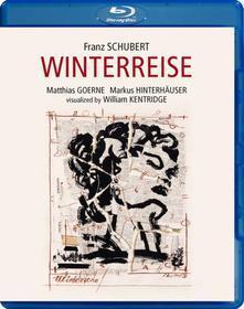 Franz Schubert - Winterreise D 911 (Blu-ray)