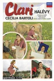 Jacques Fromental Halevy. Clari (2 Dvd)