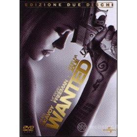 Wanted. Scegli il tuo destino (Edizione Speciale con Confezione Speciale 2 dvd)