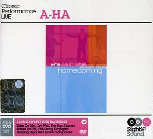 A-ha - Live At Vallhall - Homecoming (Dvd+Cd)