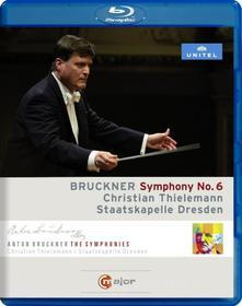 Anton Bruckner - Sinfonia N.6 (Blu-ray)