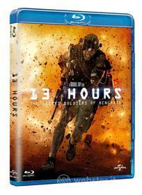 13 Hours. The Secret Soldiers of Benghazi (Blu-ray)