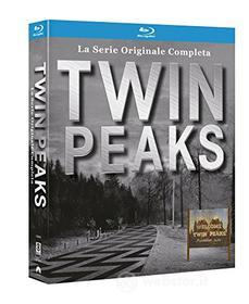 Twin Peaks - La Serie Originale Completa (8 Blu-Ray) (Blu-ray)