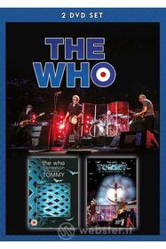 The Who - Sensation: The Story Of Tommy/Tommy Live At The Royal Albert Hall (2 Dvd)