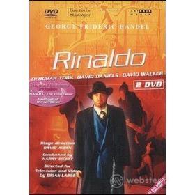 George Friederic Handel. Rinaldo (2 Dvd)