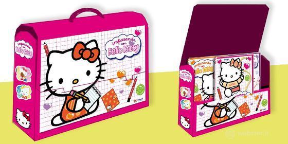 Hello Kitty. Imparando con Hello Kitty(Confezione Speciale 3 dvd)