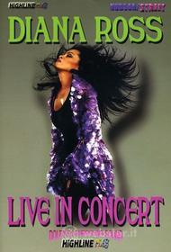 Diana Ross - Live In Concert