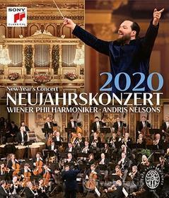 Andris Nelsons & Wiener Philharmoniker - Concert Du Nouvel An 2020 (Blu-ray)