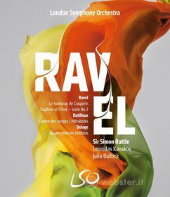 Maurice Ravel - Daphnis Et Chloe' (Suite N.2), Le Tombeau De Couperin (2 Blu-Ray) (Blu-ray)