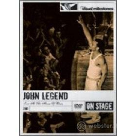 John Legend. Live at the House of Blues