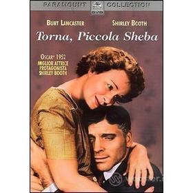 Torna, piccola Sheba!