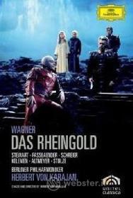 Richard Wagner. L'Oro del Reno