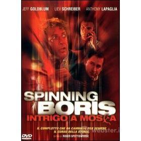 Spinning Boris. Intrigo a Mosca