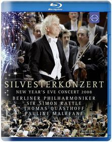 Silvesterkonzert 2008. New Year's Eve Concert 2008 (Blu-ray)
