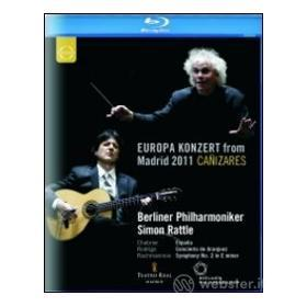 Europa Konzert from Madrid 2011 (Blu-ray)