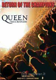Queen and Paul Rodgers. Return Of The Champions