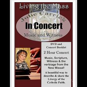 Julie Carrick - Living The Mass
