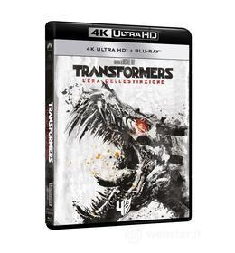 Transformers 4 - L'Era Dell'Estinzione (Blu-Ray 4K Uhd) (Blu-ray)