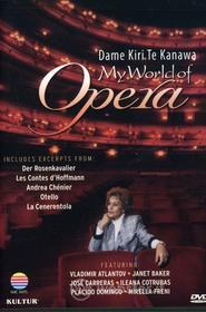 Kiri Te Kanawa - My World Of Opera