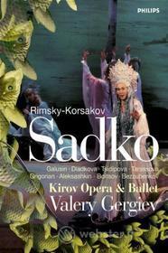 Nikolai Rimsky-Korsakov. Sadko
