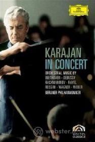Herbert Von Karajan. In Concert (2 Dvd)