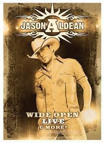 Jason Aldean - Wide Open Live & More (Blu-ray)