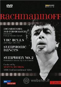 Sergei Rachmaninoff. Music Documentaries & Performances (2 Dvd)