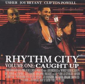 Usher - Rhythm City Vol.1 (Dvd+Cd) (2 Dvd)