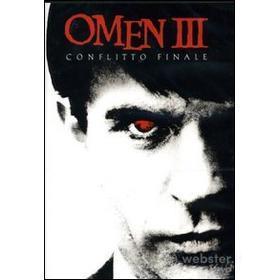 Omen III: conflitto finale