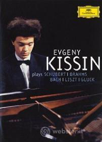 Yevgeny Kissin Plays Schubert, Brahms, Bach, Liszt, Gluck