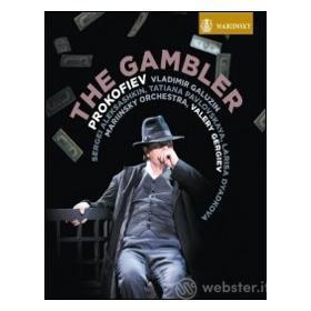 Sergei Prokofiev. The Gambler. Il giocatore (Blu-ray)