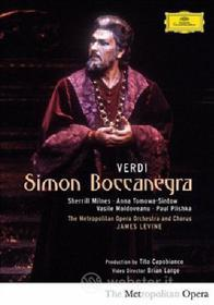 Giuseppe Verdi. Simon Boccanegra