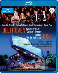 Ludwig Van Beethoven - Sinfonia N.9 Op.125 Corale, Coriolano (Overture Op.62) (Blu-ray)