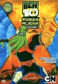 Ben 10. Forza Aliena. Stagione 3. Vol. 2