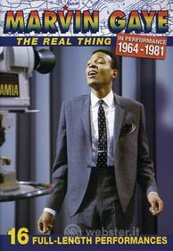 Marvin Gaye - Real Thing: In Performance 1964-1981