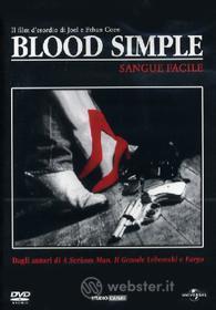 Blood Simple. Sangue facile