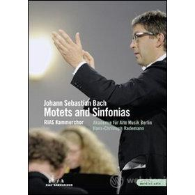 Johann Sebastian Bach. Motets and Sinfonias