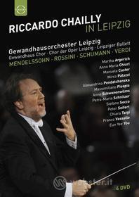 Riccardo Chailly - In Leipzig (4 Dvd)